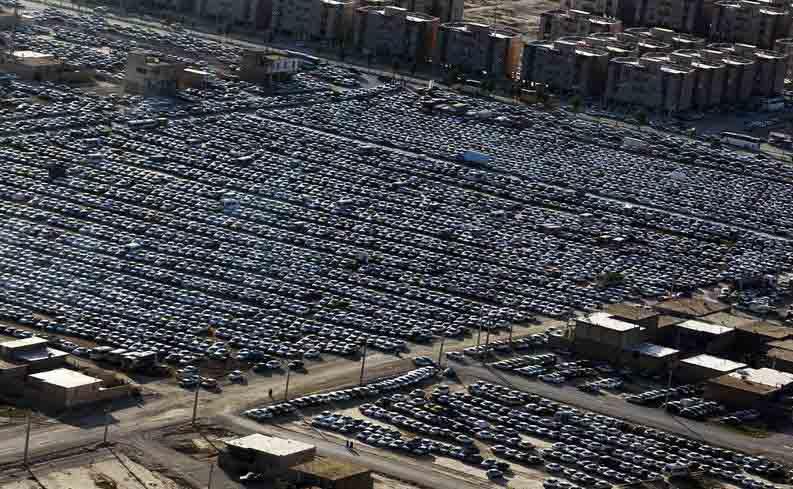 نرخ پارکینگ اربعین ۹۷