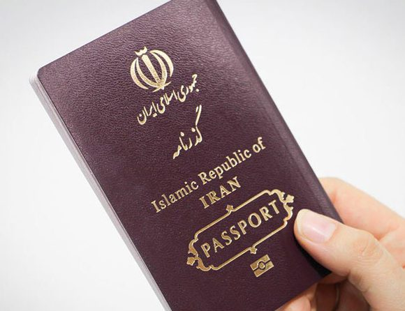 گرفتن پاسپورت برای اولین بار