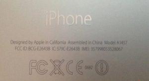 رجیستری گوشی اپل