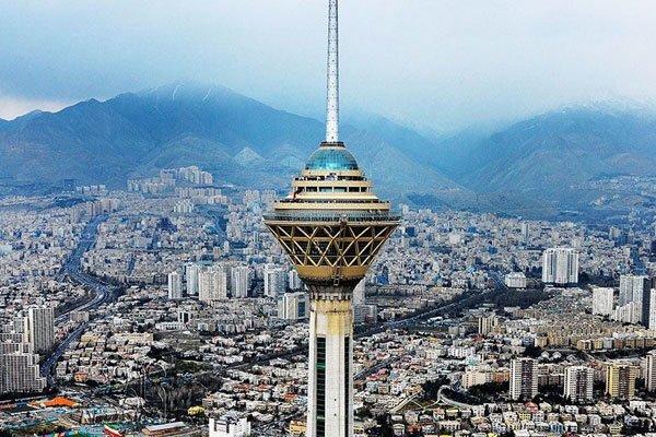 آلودگی هوای تهران هم اکنون