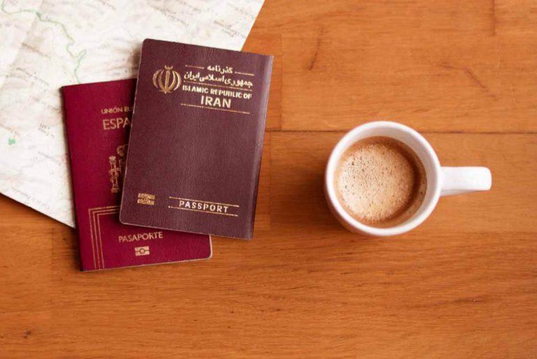 مدارک تمدید گذرنامه