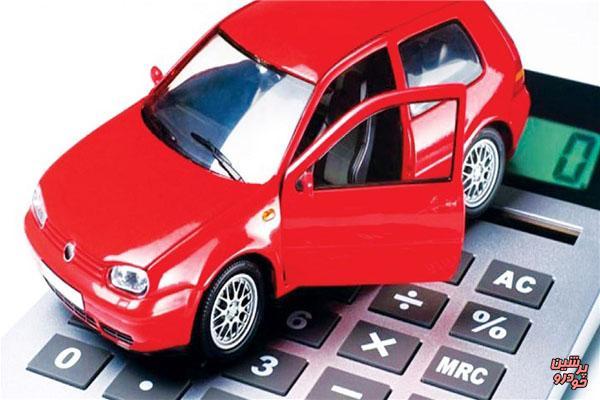 پرداخت عوارض سالانه خودرو