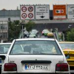 طرح ترافیک و زوج و فرد در تهران
