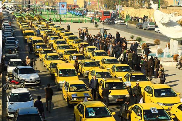 بیمه تکمیلی رانندگان تاکسی