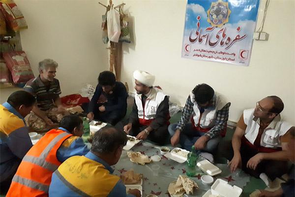 سبد کالای ماه رمضان کارگران