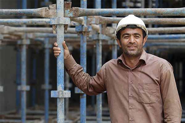 بازنشستگی کارگران ساختمانی